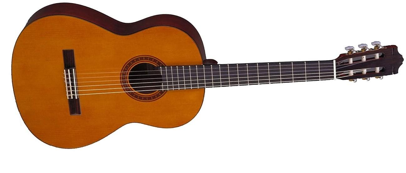 Acoustic guitar Yamaha C45