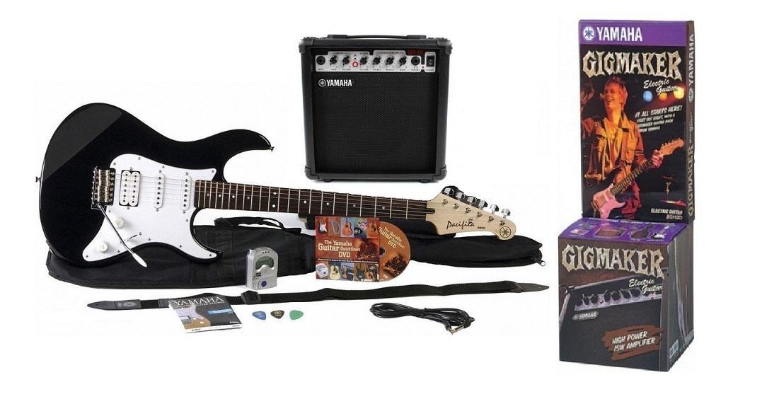 Electric Guitars Yamaha EG112GPII
