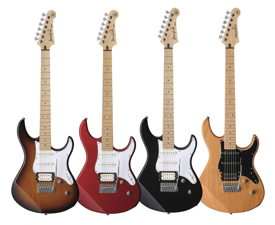 Electric Guitars Yamaha PACIFICA112VM