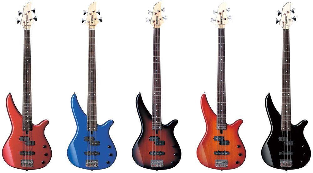 Electric Guitars Yamaha RBX170