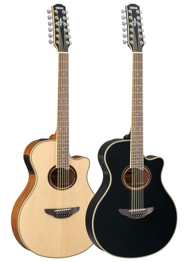 Đàn Guitar Acoustic điện APX700II-12