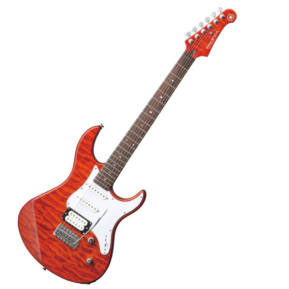 Electric Guitars Yamaha PACIFICA212VQM