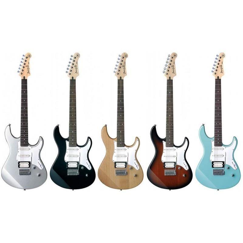 Electric Guitars Yamaha PACIFICA112V