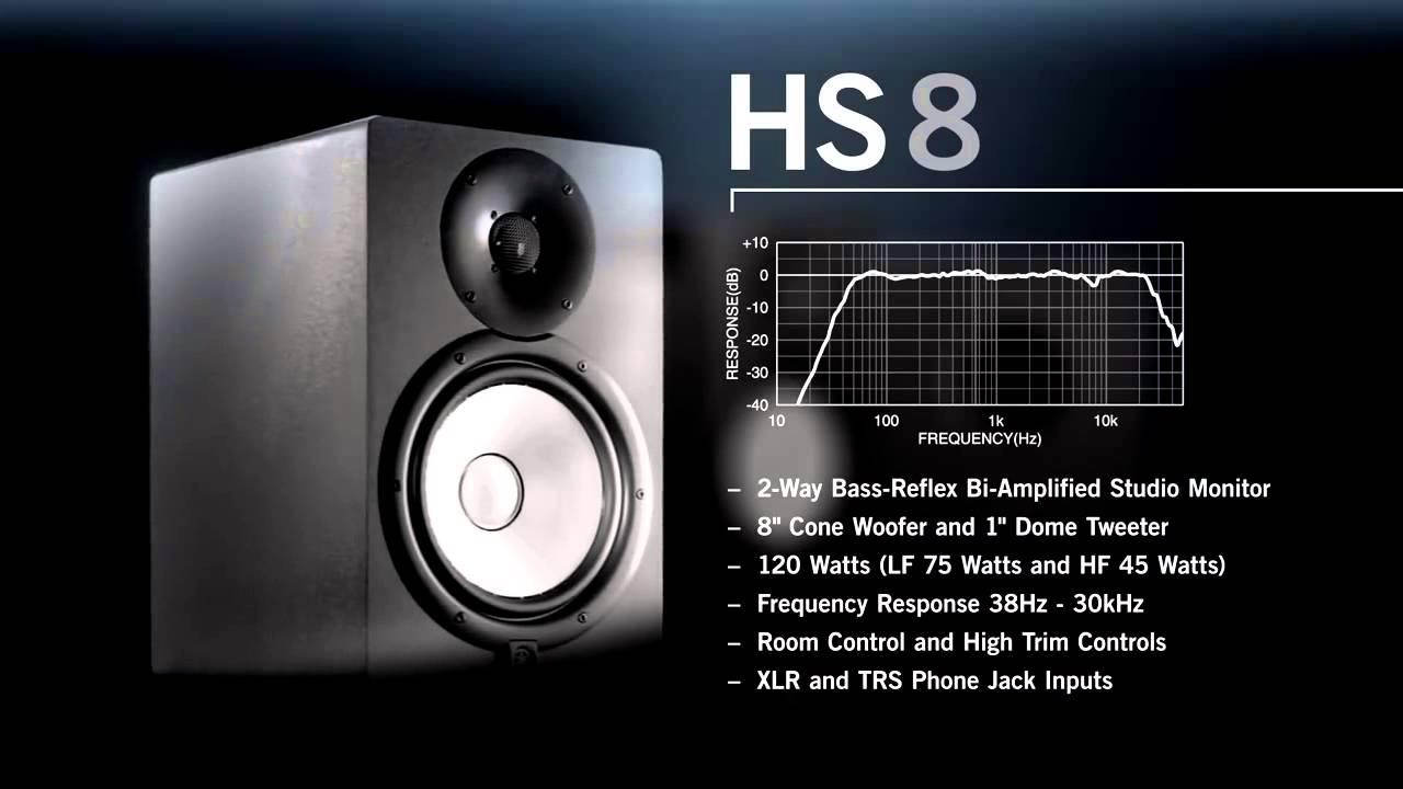Loa Yamaha HS series