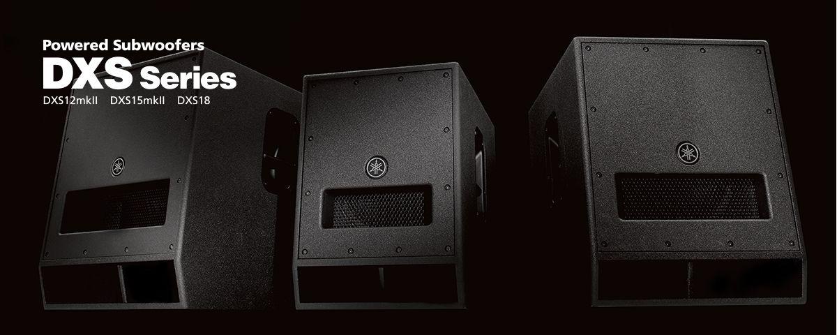 Loa Yamaha DXS series
