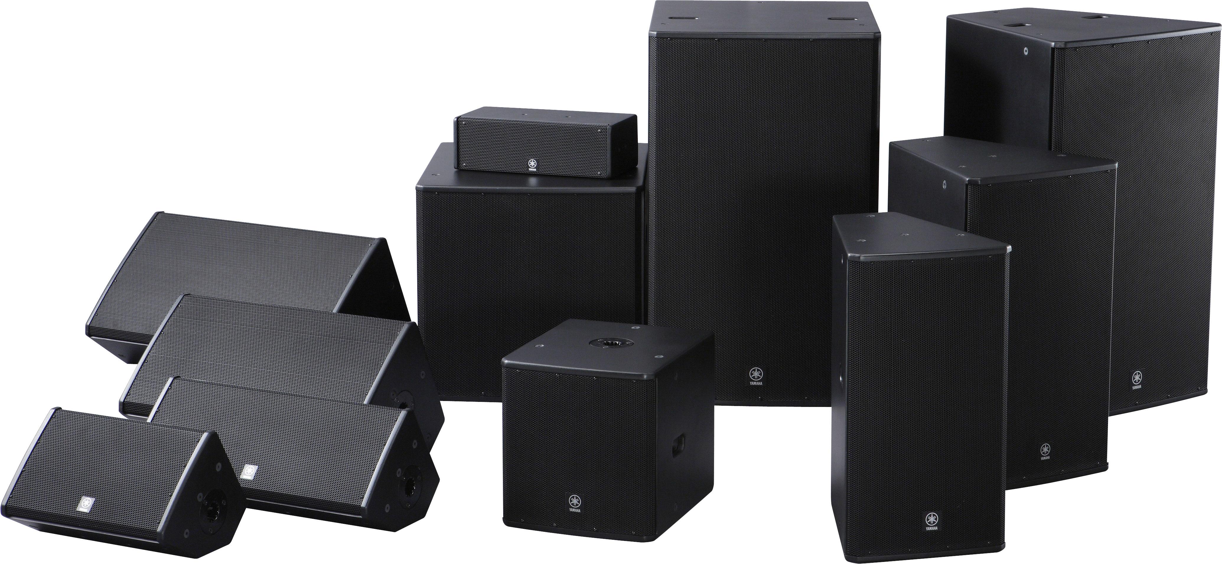 Loa Yamaha Installation Series