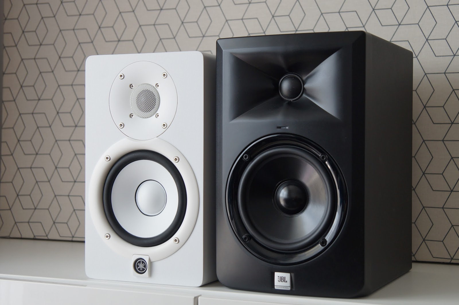Loa Yamaha MSP3 series